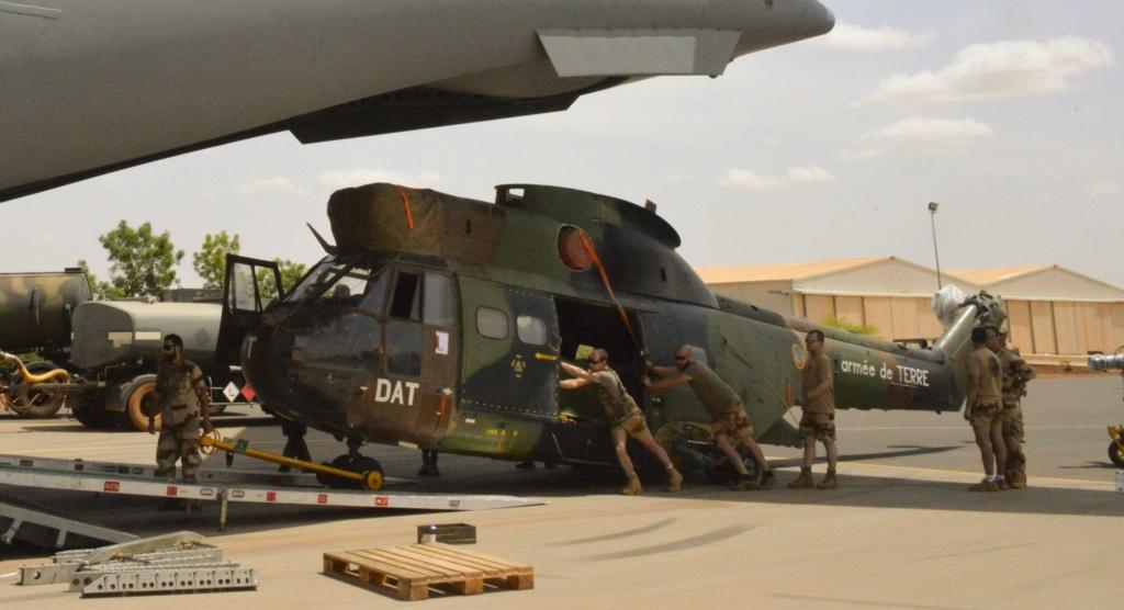 Les Puma de l'ALAT quittent définitivement le Sahel Releve10