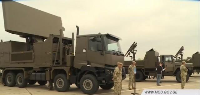 Systèmes français de défense antiaérienne pour la Georgie Renaul10