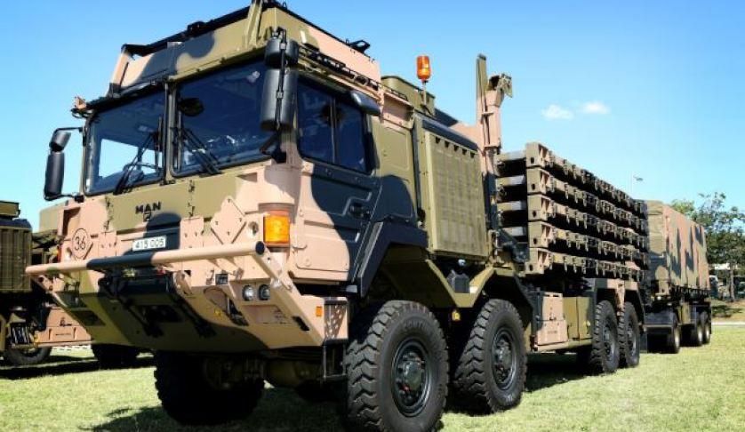 Des camions Rheinmetall - MAN pour l'armée australienne Rheinm11