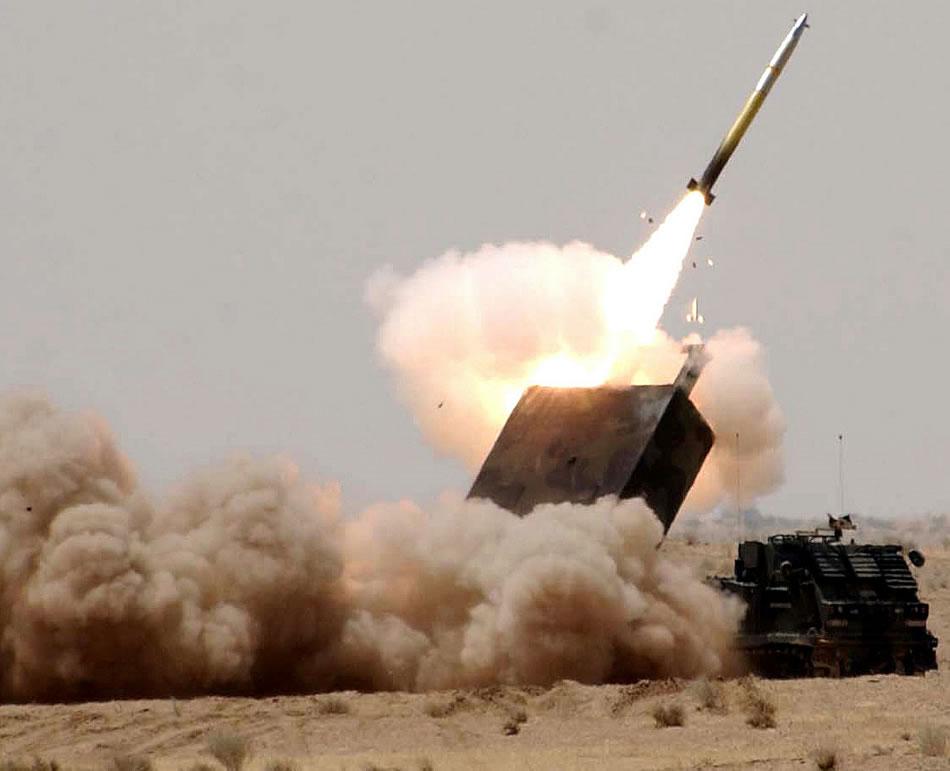 Un «corps de missiles» au sein de l'artillerie de Tsahal  Rocket10