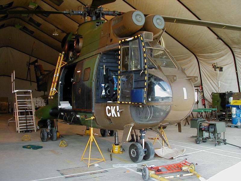 Les Puma de l'ALAT quittent définitivement le Sahel Sboy1510