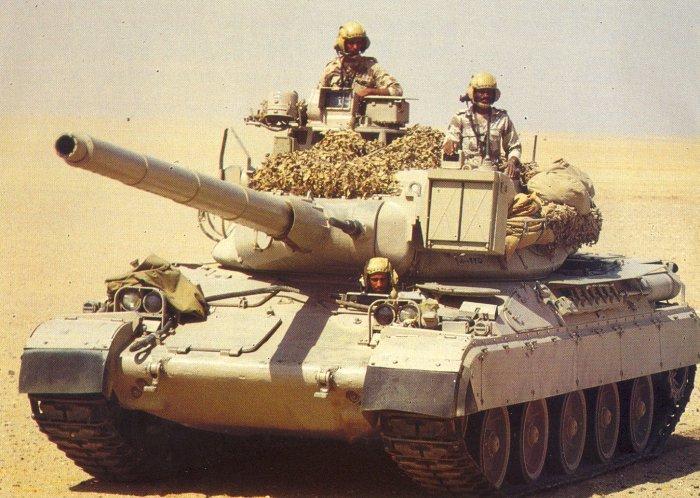 Des chars turcs Altay pour le Qatar Scqce210