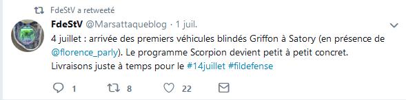 Défilés militaires du 14 juillet 2019 à Paris et les replays Scree144