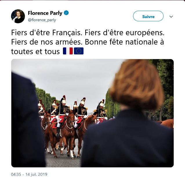 Défilés militaires du 14 juillet 2019 à Paris et les replays - Page 4 Scree155