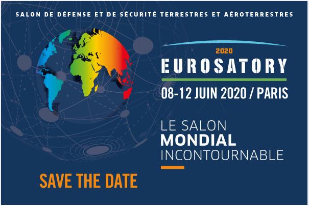 [Annulé] Eurosatory 2020, du 08 au 12 juin ! !  Scree174