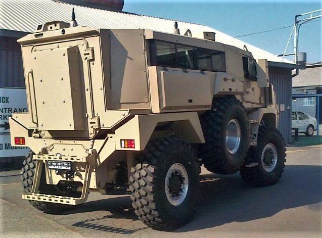 Le MRAP égyptien ST-100 pour les Emirats Arabes Unis ? Scree187