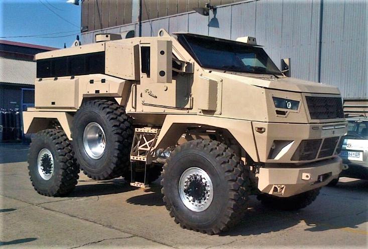 Le MRAP égyptien ST-100 pour les Emirats Arabes Unis ? Scree188
