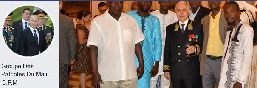 """Des """"consultants privés"""" russes à Bamako... Scree282"""