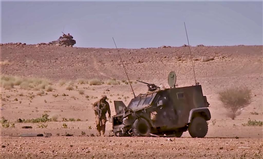"""Superbe vidéo """"Au coeur de l'opération Barkhane"""" Scree296"""