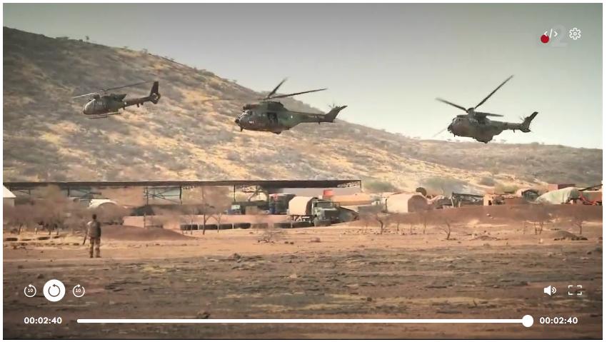 Reportage : Au cœur de la préparation des soldats français Scree318