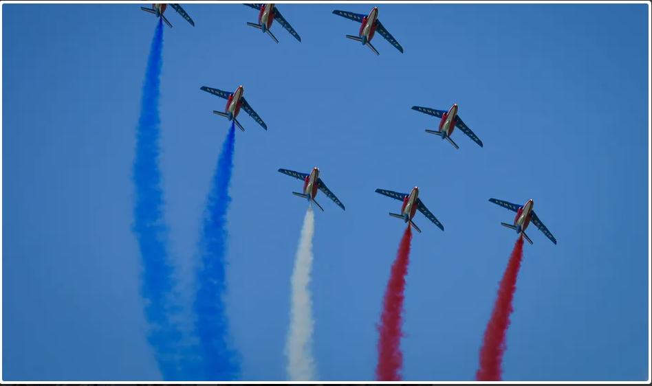 13 juin: fête de l'air à Limoges (87) Scree344
