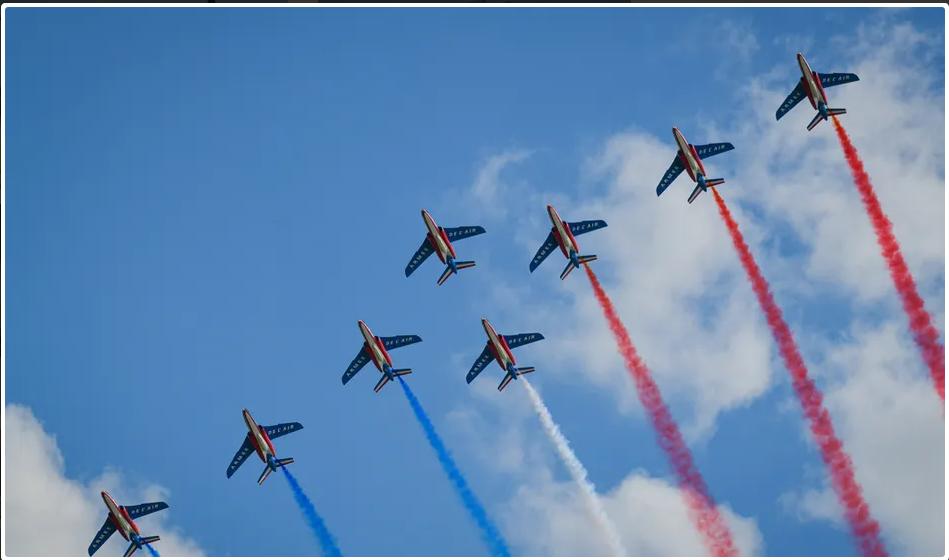 13 juin: fête de l'air à Limoges (87) Scree345