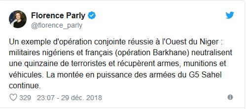Barkhane frappe des positions jihadistes  Screen49