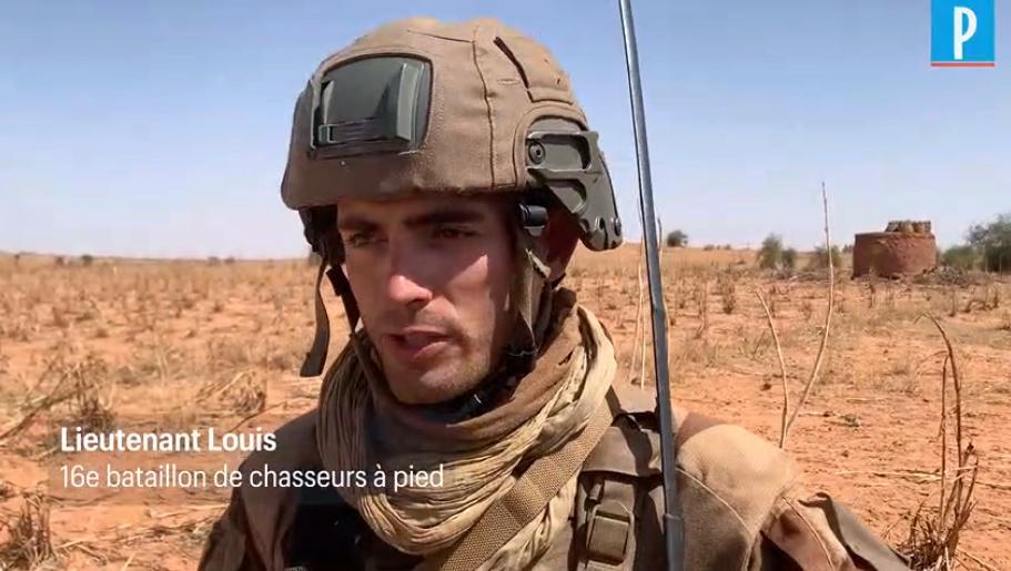 Barkhane dans l'enfer djihadiste du sanctuaire de Tofagala Screen61