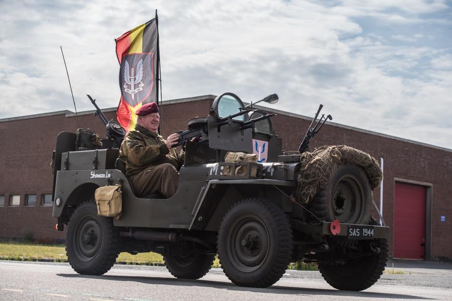 Défilé militaire 2019 de la fête nationale belge 21 juillet Sedeyn17