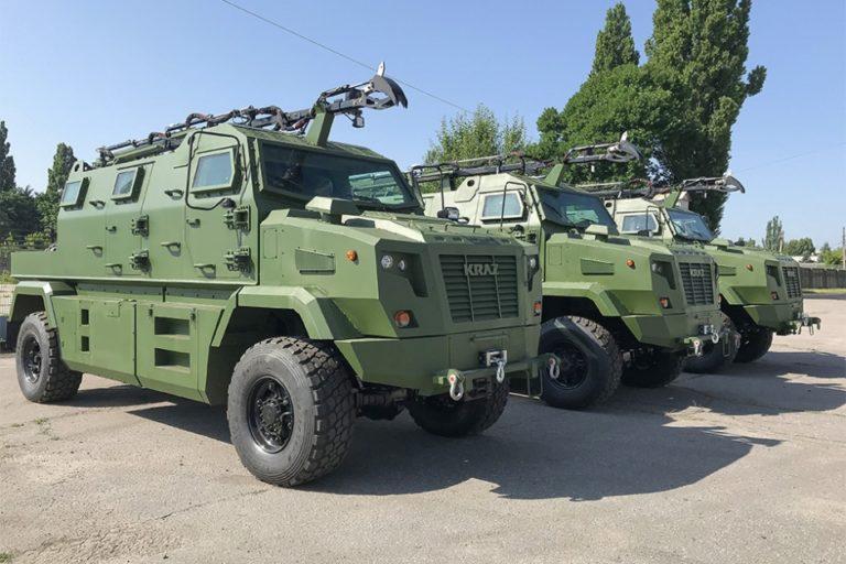Des Shrek-M, le Buffalo ukrainien, pour le Burkina Faso Shrek-10