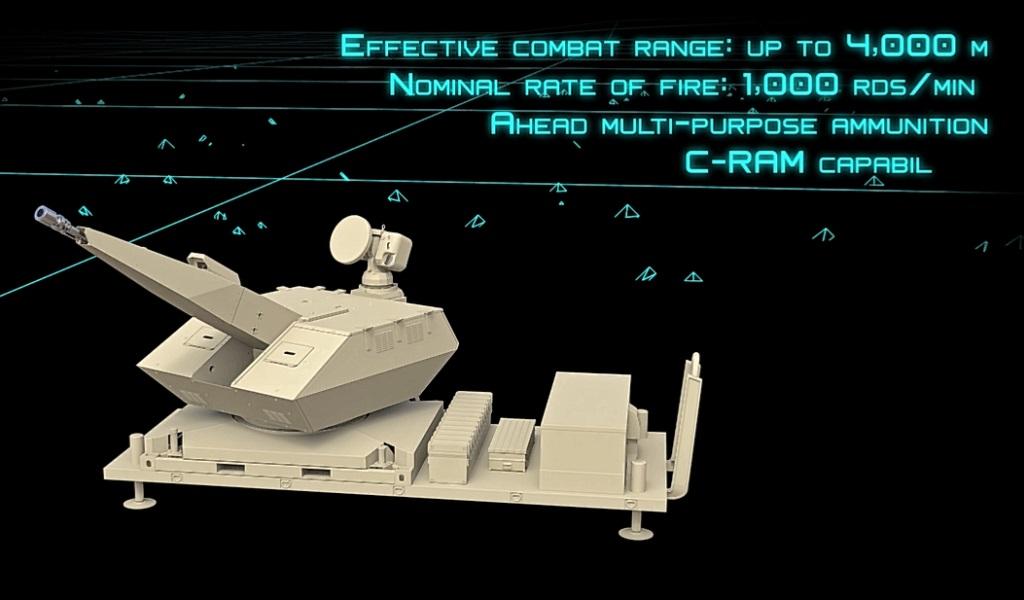 Du nouveau dans la défense sol-air Skynex10