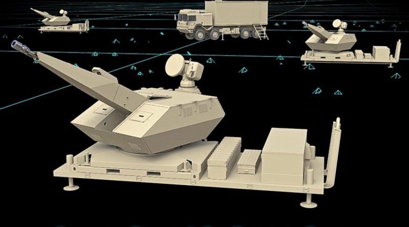 Du nouveau dans la défense sol-air Skynex12