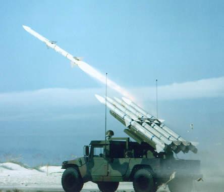 Un nouveau système anti-aérien pour le Danemark Slamra10