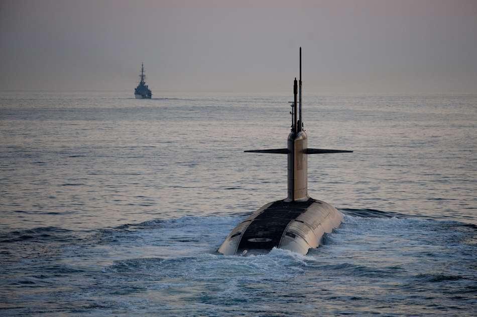 Bientôt un satellite chinois pour détecter les sous-marins ? Snle10