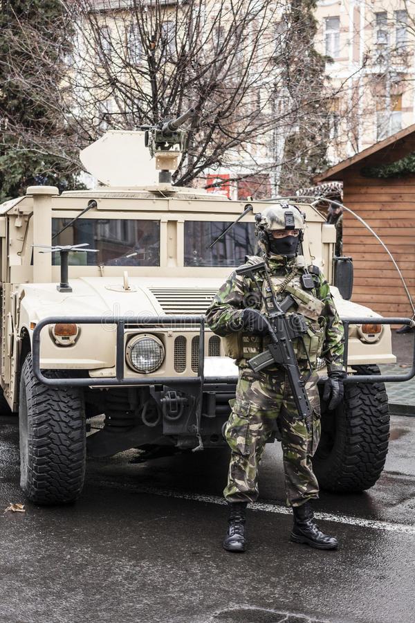 Les force spéciales roumaines rejoignent la TF Takuba Soldat12