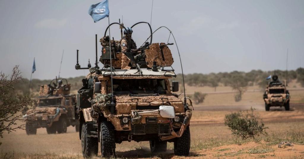 Des forces spéciales européennes pour « Takuba »  Sweden10