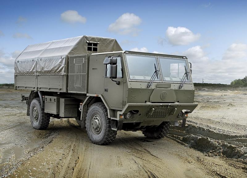 Des Tatra pour l'armée... jordanienne Tatra_11