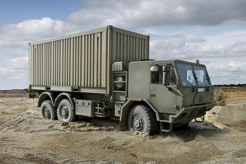 Des Tatra pour l'armée... jordanienne Tatra_12