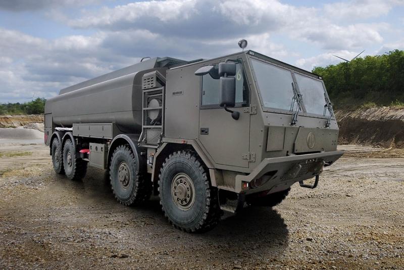 Des Tatra pour l'armée... jordanienne Tatra_13