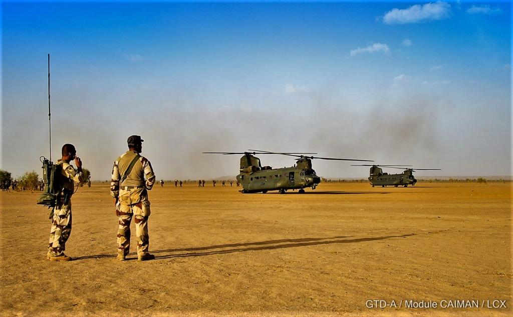 Des hélicos britanniques pour l'opération Barkhane au Sahel Tfmali12