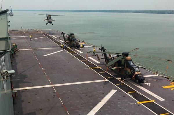 L'Australie veut (déjà) remplacer ses hélicoptères Tigre Tigre-13