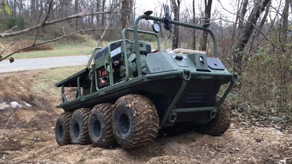 "Des ""mules"" General Dynamics pour l'US Army Ugv_mu10"