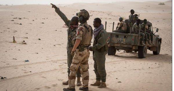 Violents combats impliquant la force du G5 Sahel et Barkhane Ulumnz10