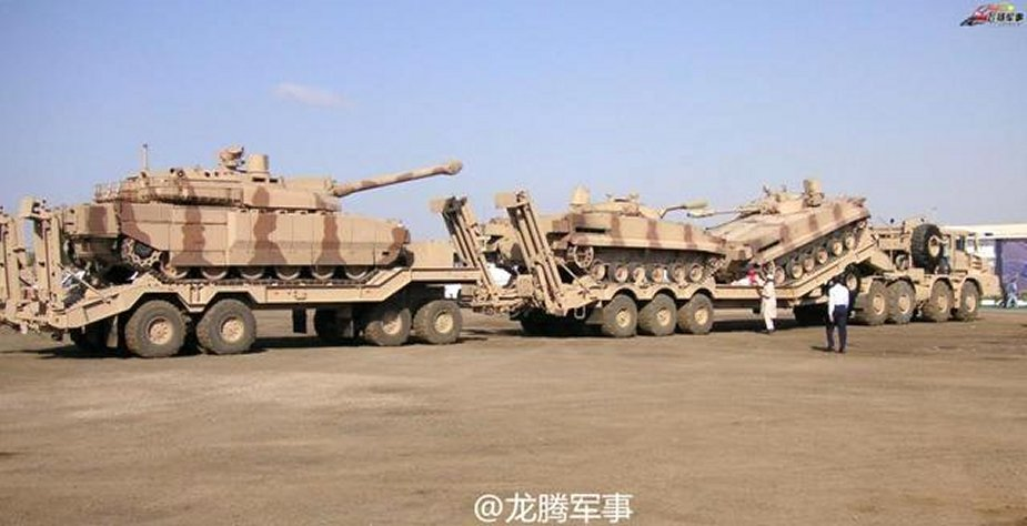Des porte-chars VOLAT pour les Emirats Arabes Unis United10