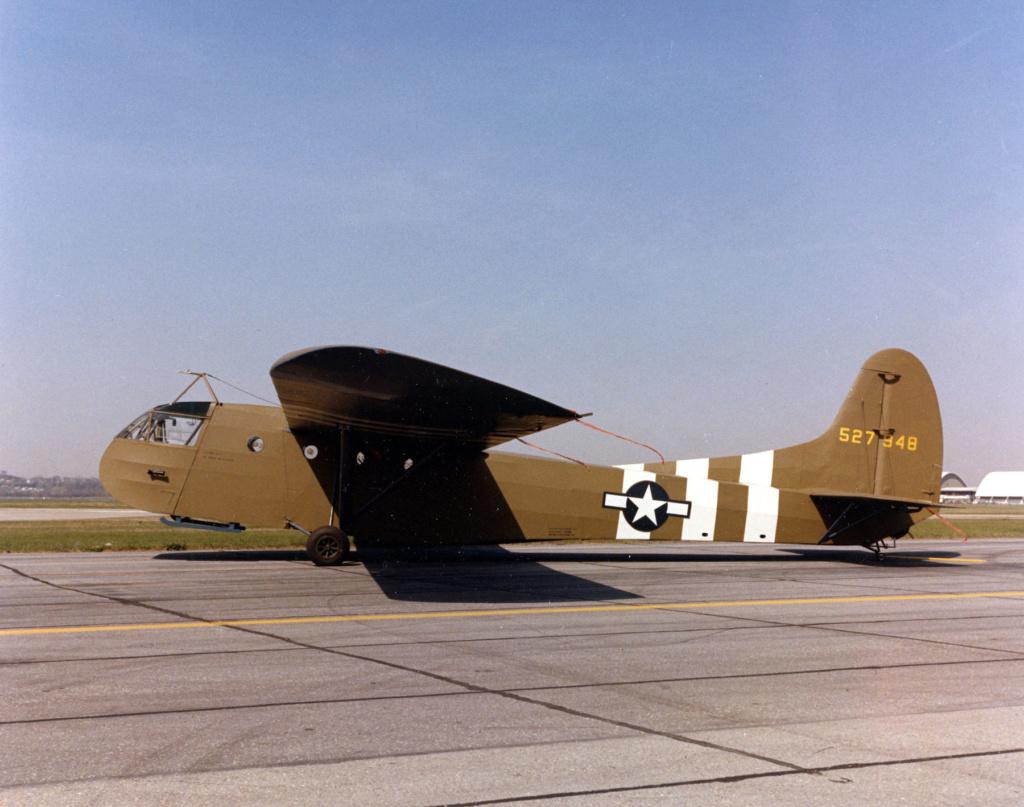 Et si l'USMC ressuscitait le planeur militaire ? Waco_c10