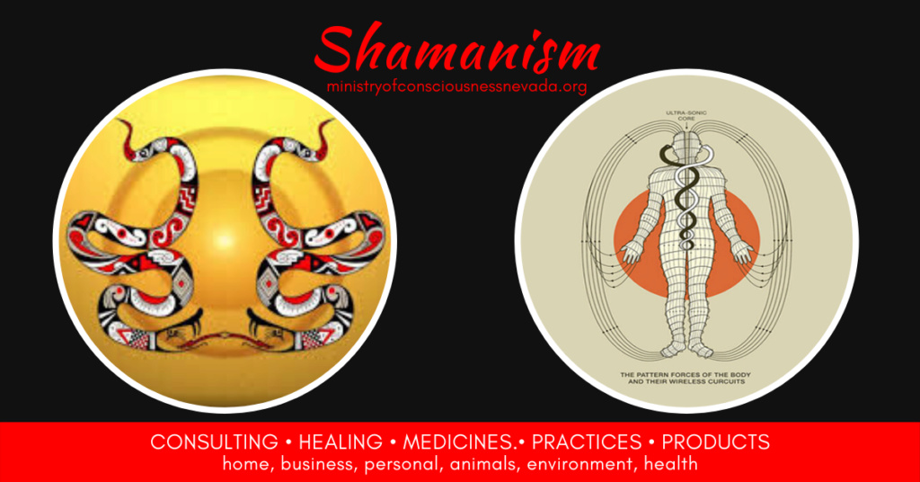 Looping Stalking Hologram Ministry Of Consciousness Shaman10
