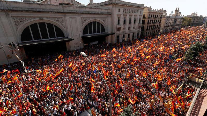 "[SCC] Diada 2017. ""Tots som Diada, Tots som Catalanas"" Catalu10"