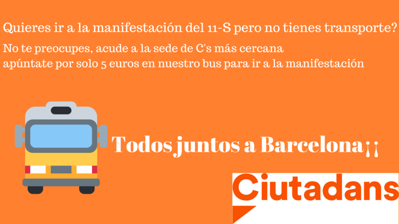 "[SCC] Diada 2017. ""Tots som Diada, Tots som Catalanas"" Qayadi10"
