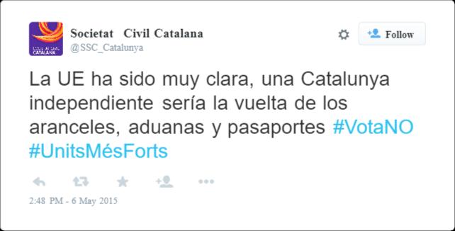 RRSS Societat Civil Catalana  Twitte13