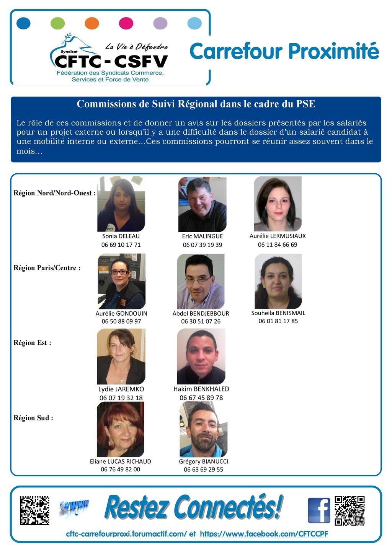 Forum des salariés de Carrefour Proximité France - Portail 0001_110
