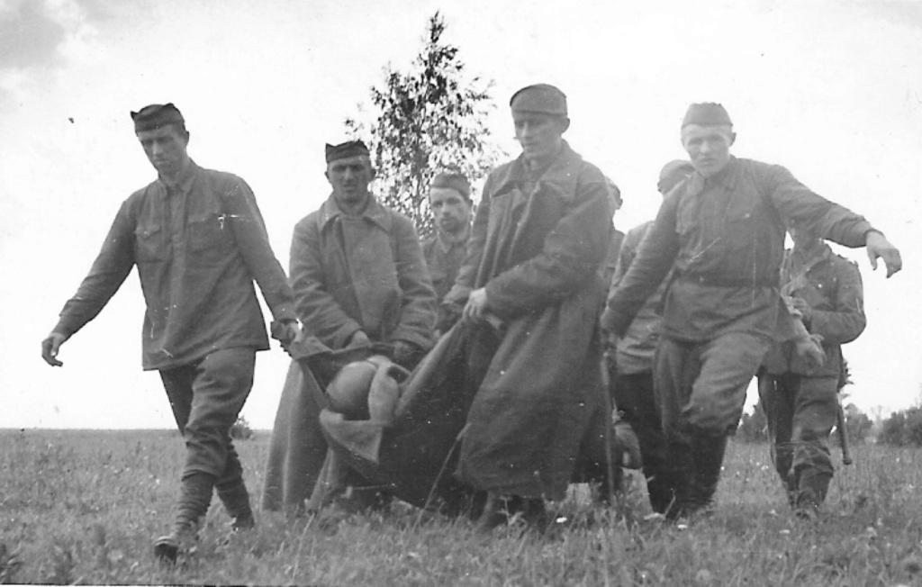 ЖБД 122-й пехотной дивизии 30.7-19.8.1941. Gefang10