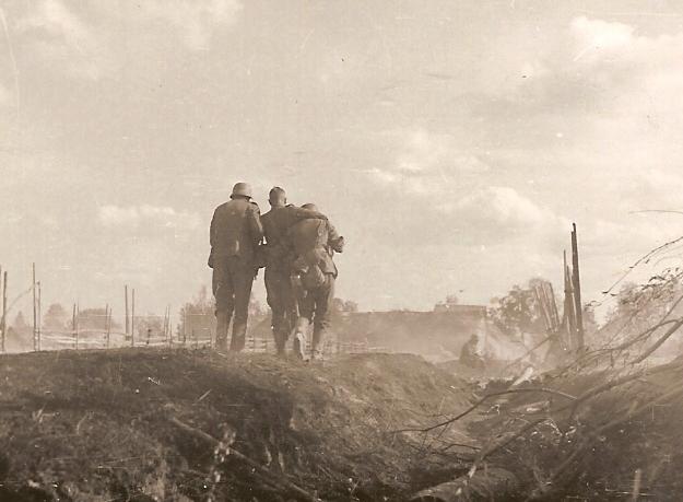 ЖБД 122-й пехотной дивизии 30.7-19.8.1941. Soldat10
