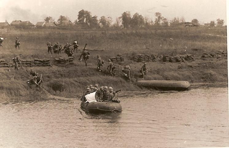 ЖБД 122-й пехотной дивизии 30.7-19.8.1941. Zberse10