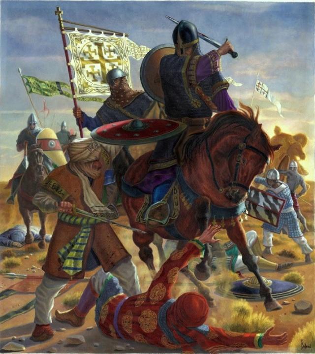 Guerre Romano-Bulgare (769) Byzant10