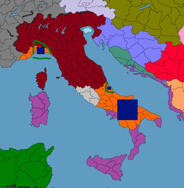 Guerre d'Italie Guerre11