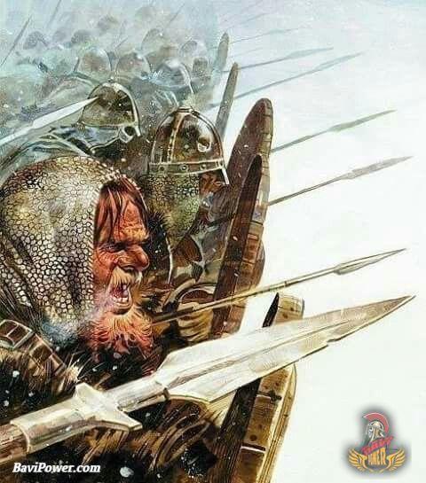 Guerre Norvège - Ringerike Viking11