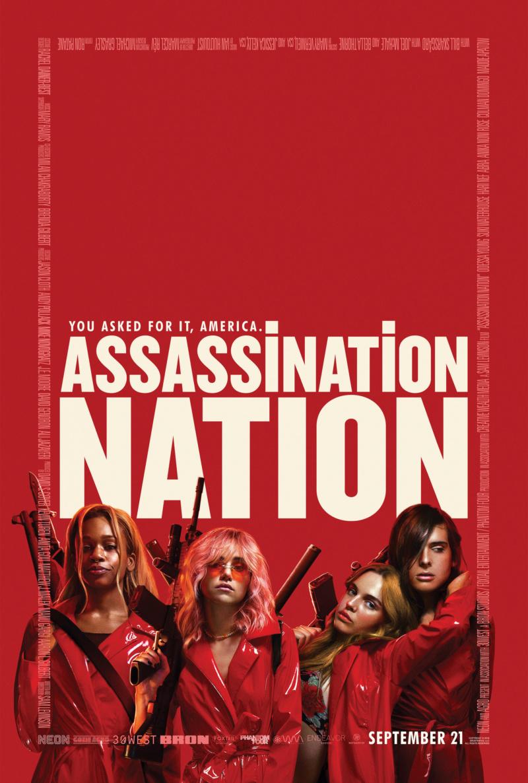 Assassination Nation (Waterhouse / Thorne / Skarsgard) (September 21) Assass10