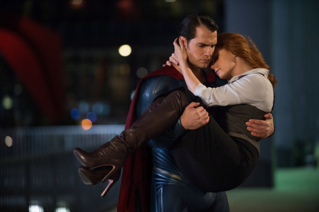 Warner Bros. Drops Henry Cavill As Priority Shifts To 'Supergirl' Bvs-2910