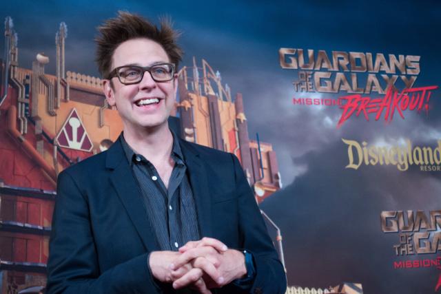 Guardians of the Galaxy Vol. 3 (Disney Reinstates Director James Gunn) Jamesg10