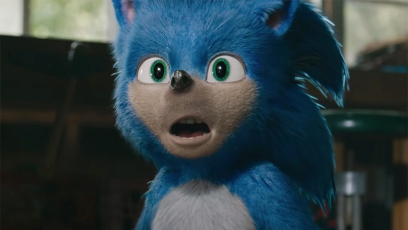 Sonic the Hedgehog (Delayed until February 14, 2020 to rework his nightmare fuel dental work) Sonic-12